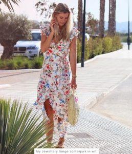 zomer jurk instagram proof