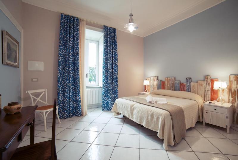 Salerno hotel tip