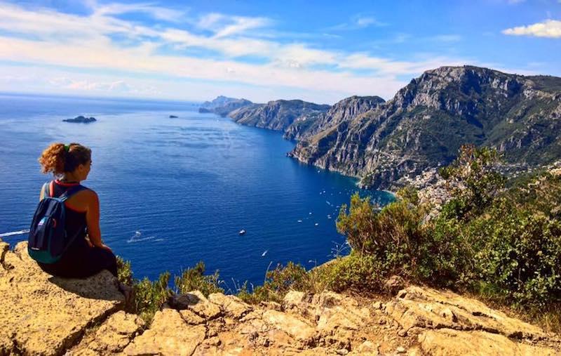 Sentiero degli Dei, het pad van de Goden
