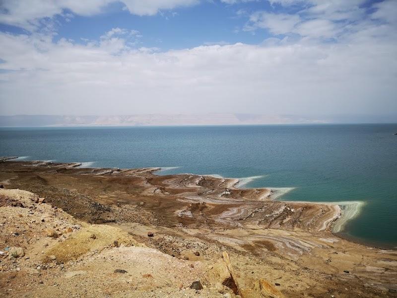 Dode zee jordanie