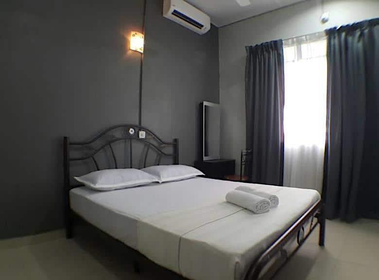 Hostel Kuala Tahan maleisie