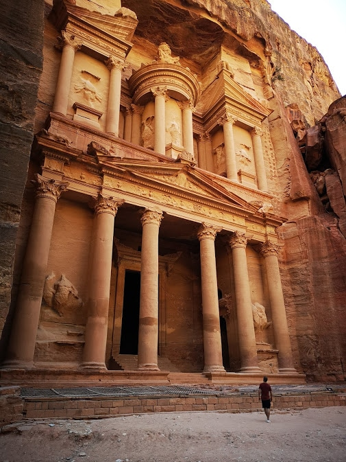 Petra - Al-Khazneh