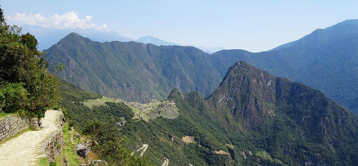 Salkantay trekking 5 daagse tour machu picchu