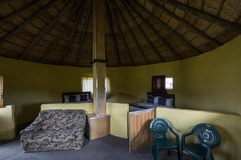Overnachten in Lesotho