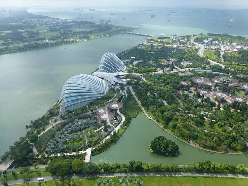 Singapore wat doen