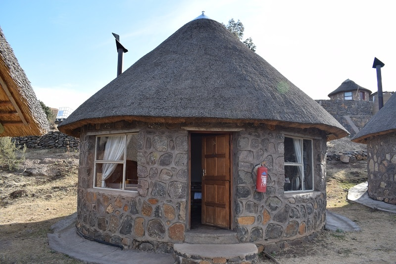 Tips overnachten Lesotho