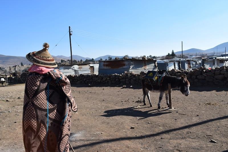 Activiteiten Lesotho Town Tour