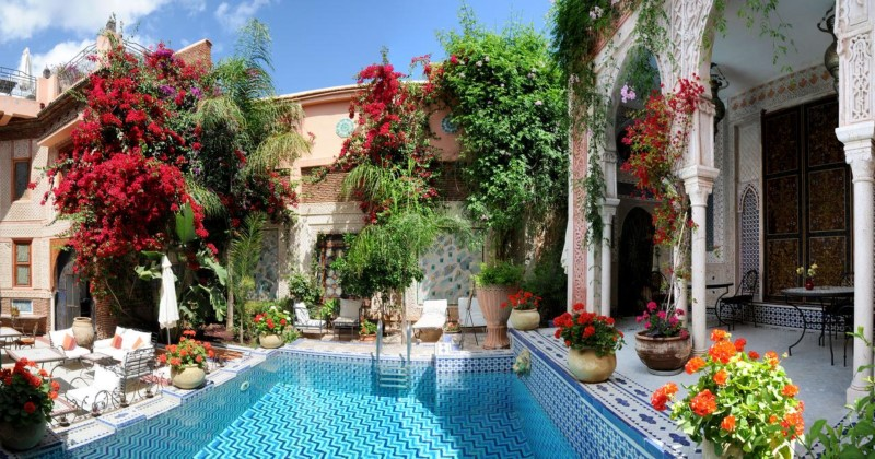 palais riad marrakech