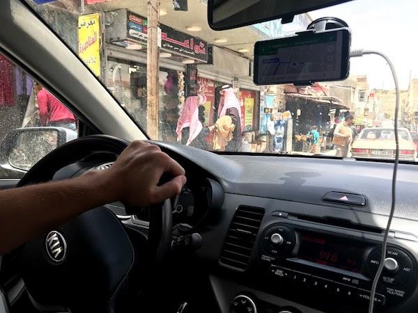 roadtrip jordanie