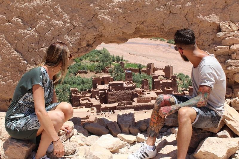 driedaagse woestijnsafari merzouga marokko