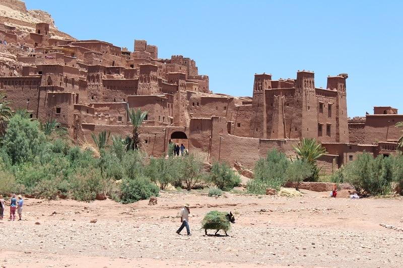 woestijnsafari ait ben haddou marokko
