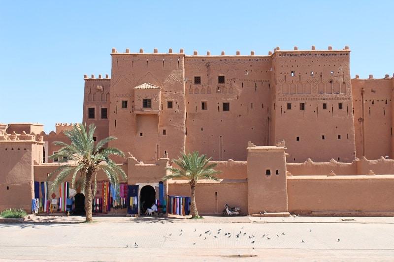 kasbah driedaagse woestijnsafari merzouga marokko