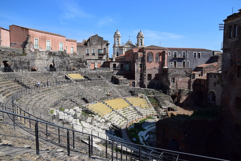 Amfitheater Catania