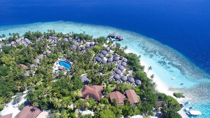 Resort tip Malediven