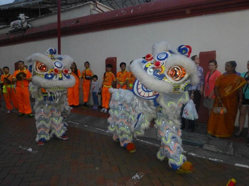 China town Singapore highlight 3 tot 4 dagen