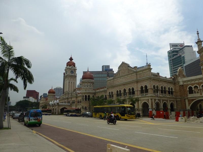 Kuala Lumpur bezienswaardigheden tips 2 tot 3 dagen