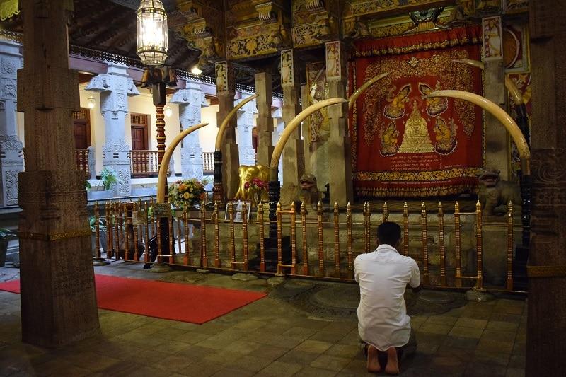 mooiste Tempels Sri Lanka