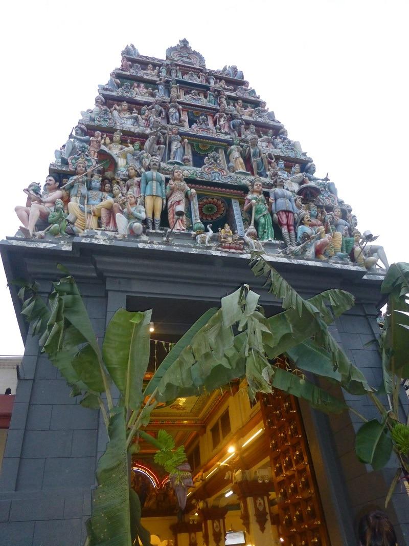 Little India Singapore bezienswaardigheid tempel