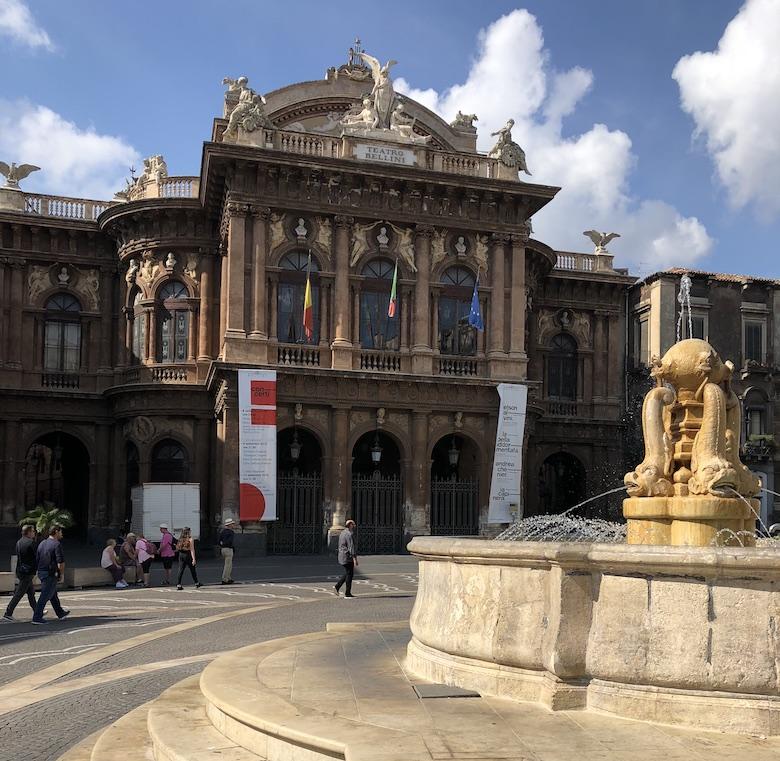 Operahuis catania