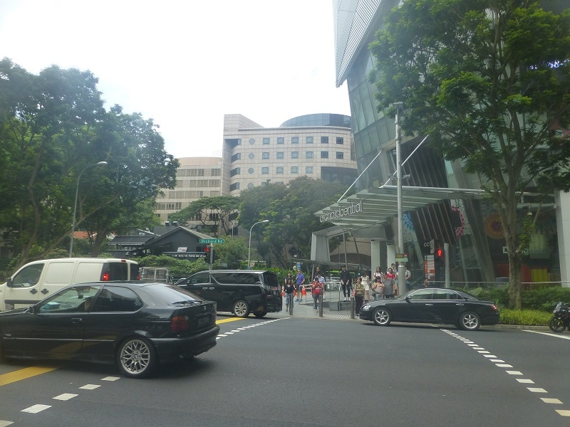 Orchard Road Singapore highlight shopping