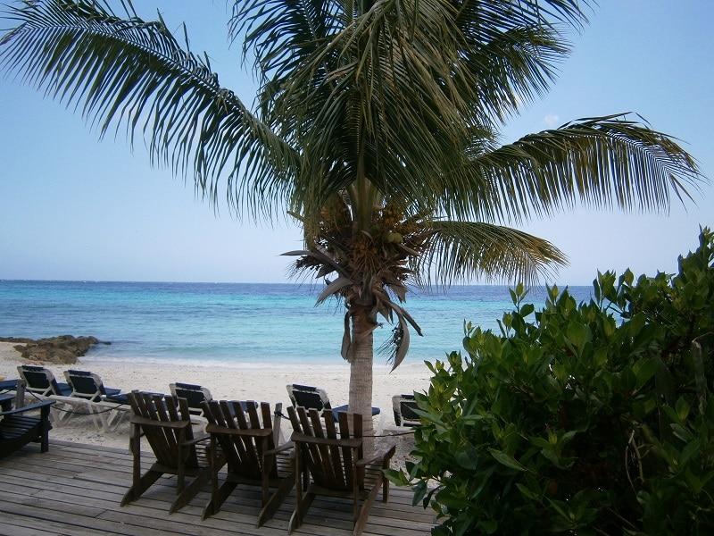 snorkelen helder water Curacao