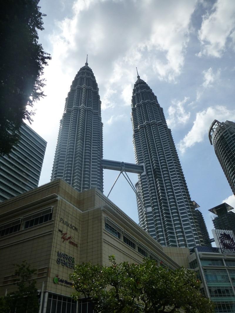 Petronas Twin Towers Kuala Lumpur bezienswaardigheid toren