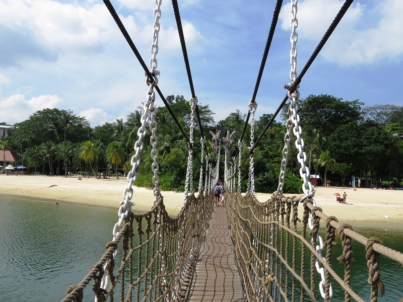 Sentosa Island Singapore highlight