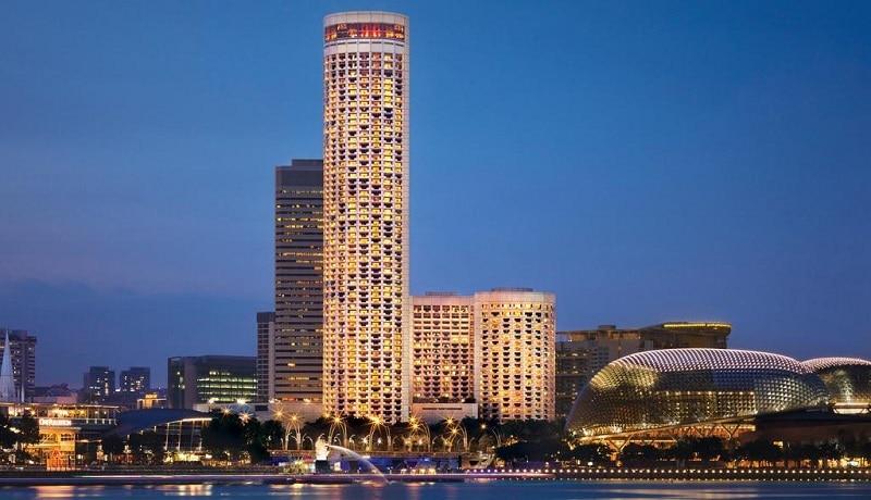 rooftop bar bezienswaardigheid skyline Singapore