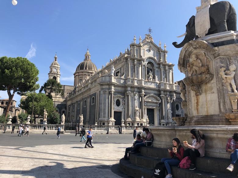 bezienswaardigheden catania kathedraal