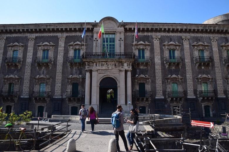 klooster universiteit catania