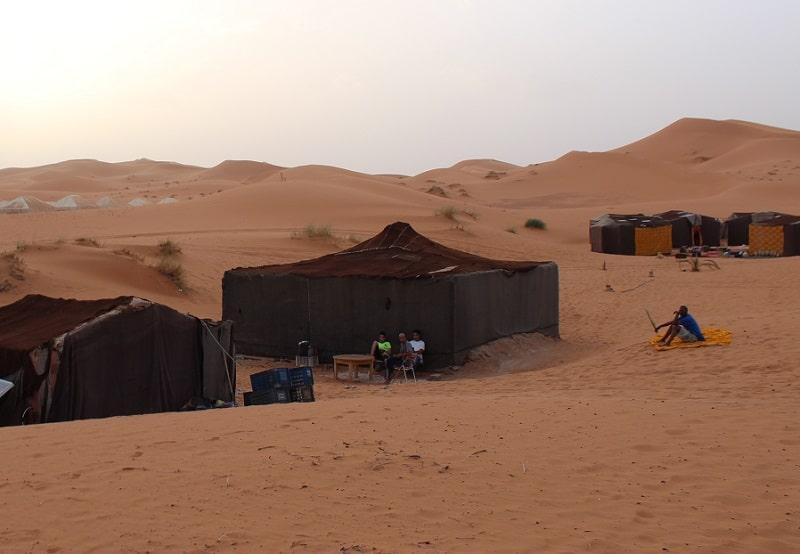 marokko woestijn tour 3 dagen 2 nachten marrakech