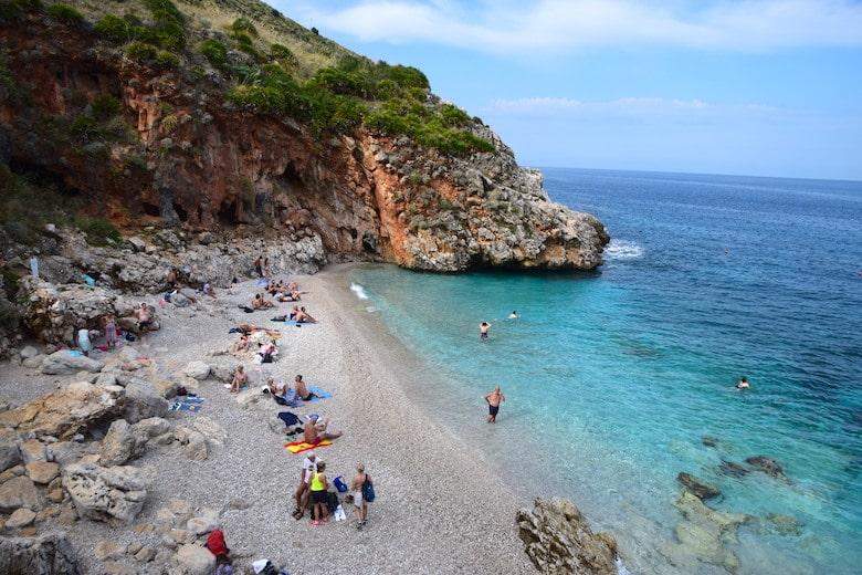 mooiste stranden sicilie