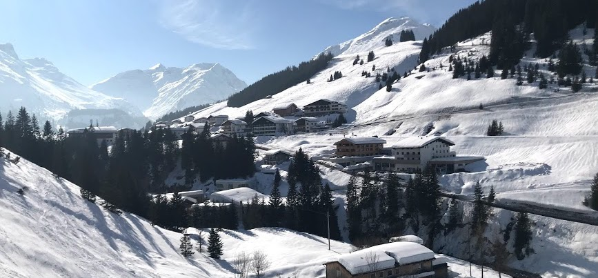 oostenrijk tolvignet auto skivakantie