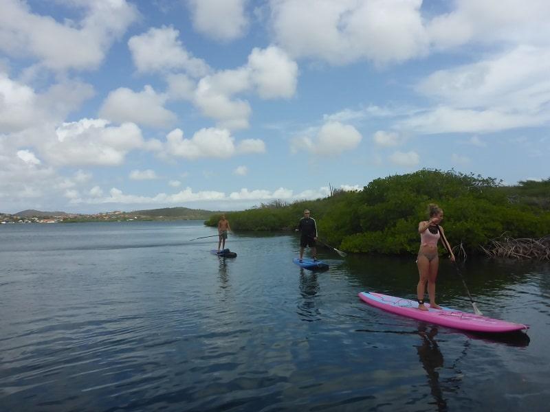 excursie suptour curacao watersport