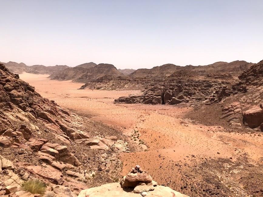 woestijn tour jordanie