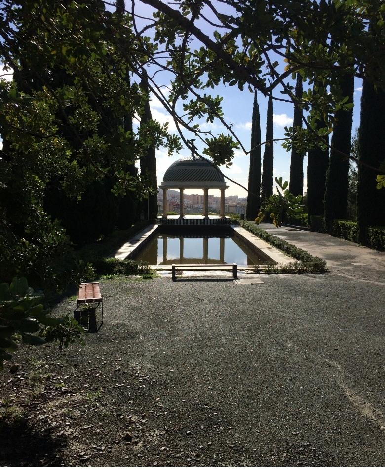 Botanisch tuin Malaga