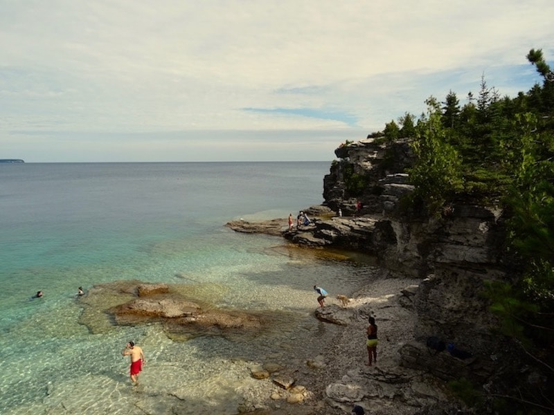 Natuur Oost-Canada mooiste parken