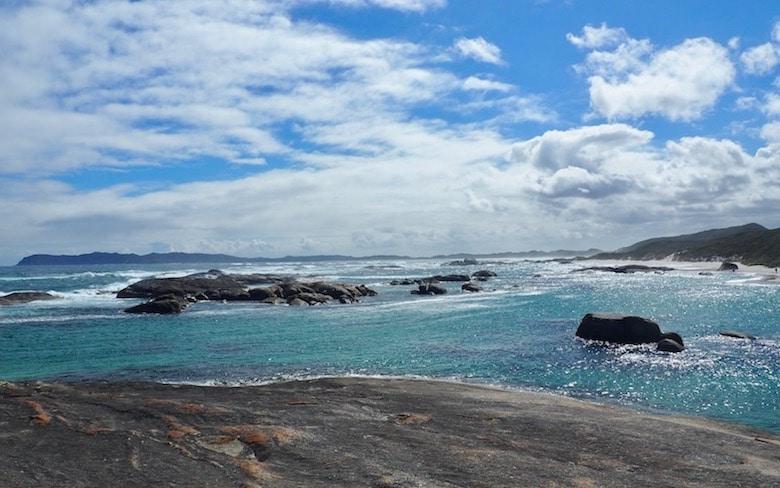 coast denmark australie route