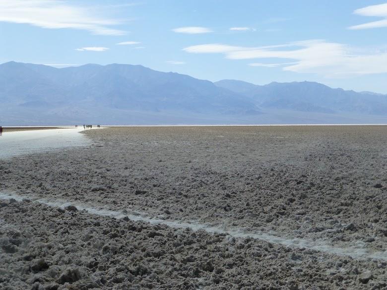 Death Valley vanuit las vegas