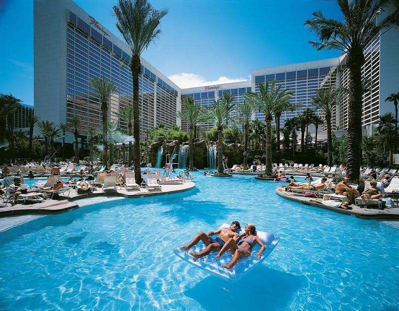 Hotel tips Las Vegas strip