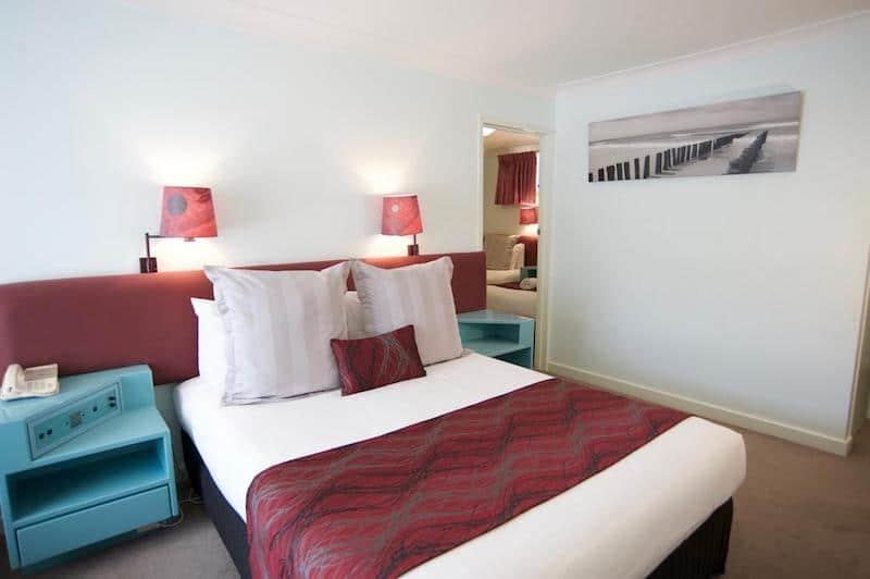 Hotel tip Albany australie