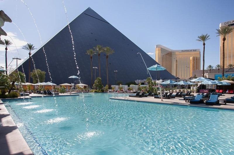 Bijzonder overnachten Las Vegas