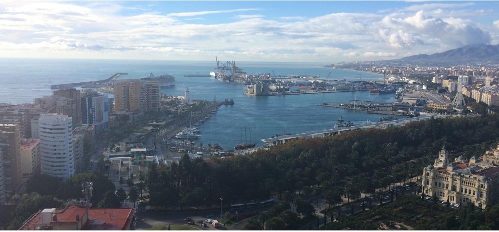 Malaga bezienswaardigheden 3 tot 4 dagen