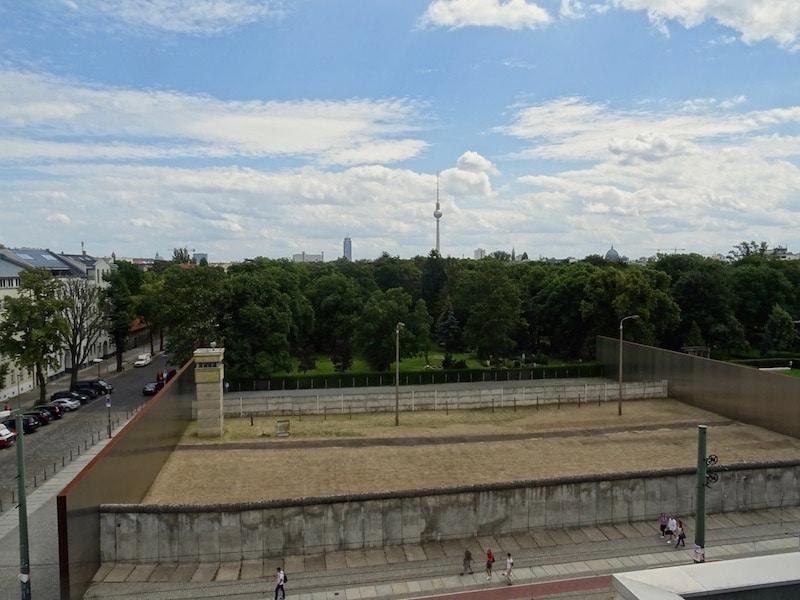 Highlights Berlijn Berlijnse muur
