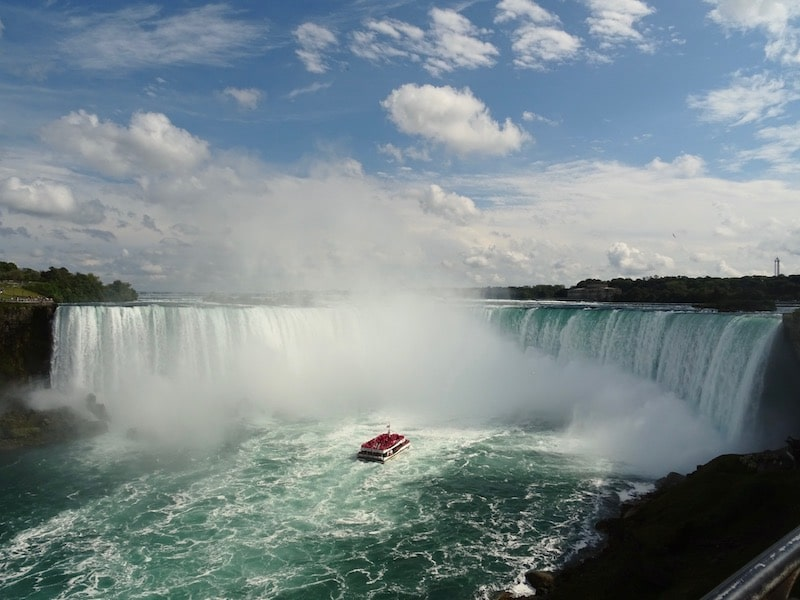Niagara Falls Oost-Canada