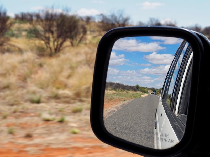 Australië, reizen en kamperen