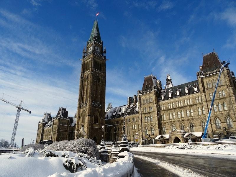 Bezienswaardigheden en highlights Oost-Canada