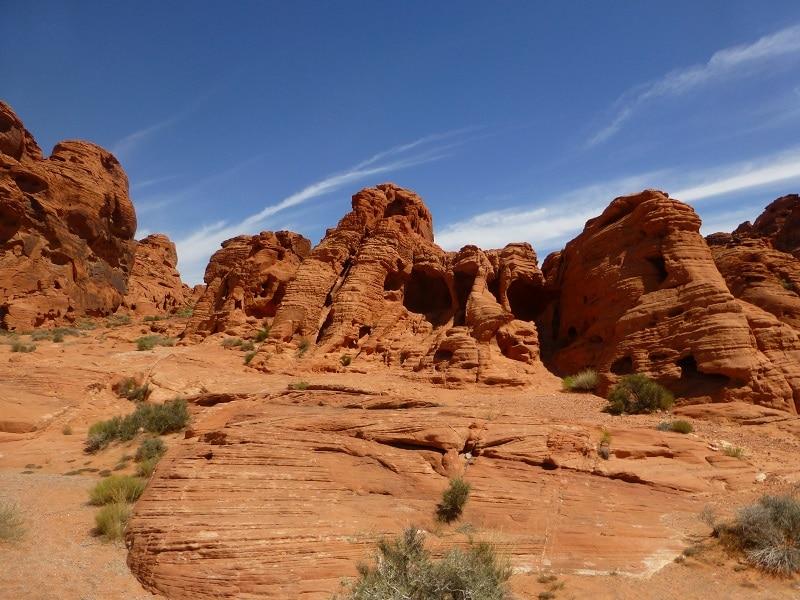 National Park Las Vegas omgeving hoogtepunten