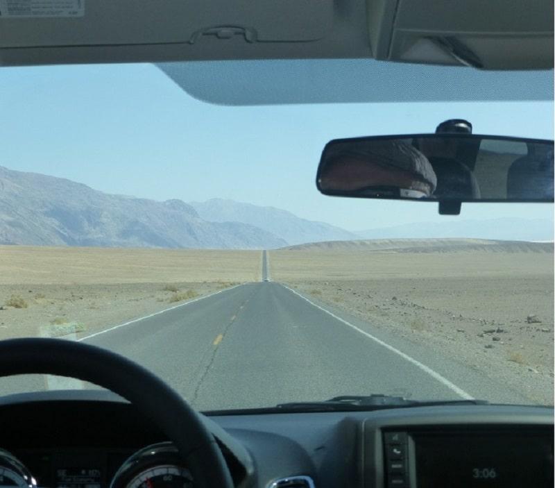 auto rijden in Amerika ervaringen