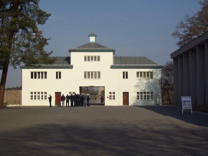 Berlijn bezienswaardigheden Sachsenhausen